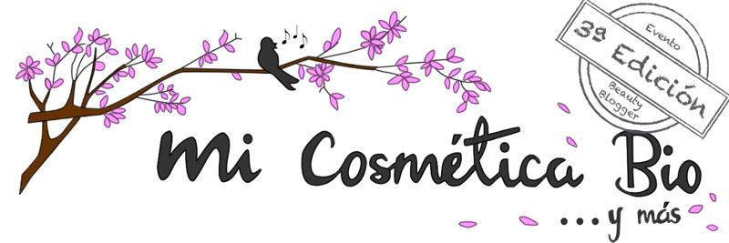 3ª edición Mi cosmética Bio...y más