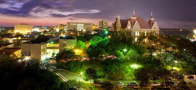 Minimum Commute, Maximum Lifestyle: Texas State University - San ...