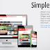 Simplex Nano Free Blogger Template