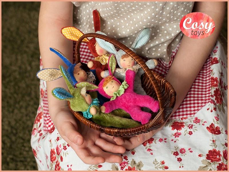 дети, игрушки, ручная работа