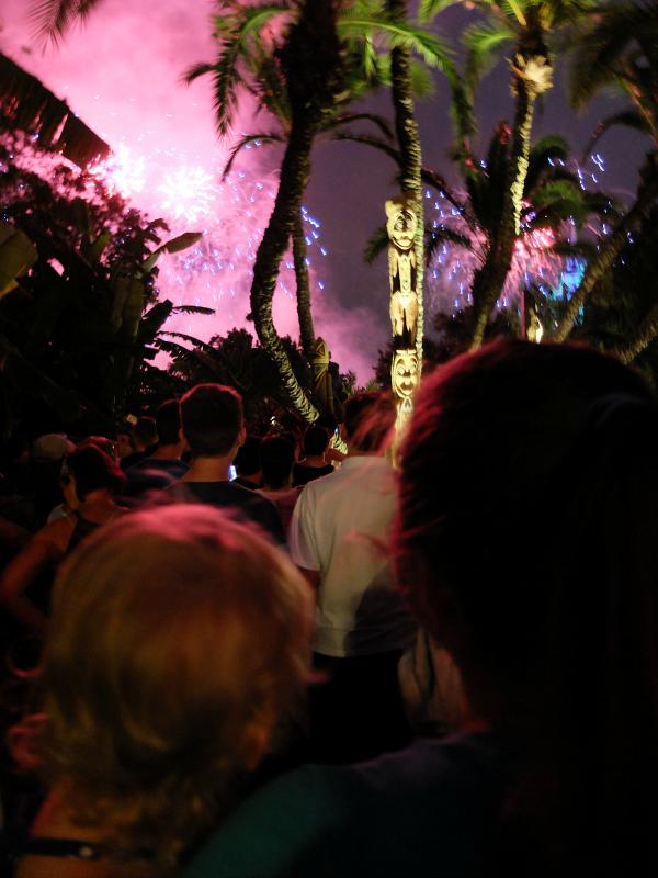 Walt Disney World, Independence Day