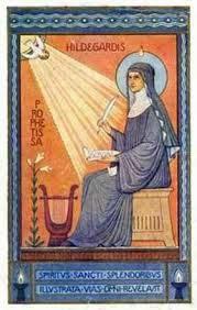 Santa Hildegarda de Biengen