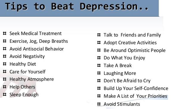 Depression ki Pahchan or Ilaj