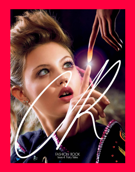 Lindsey Wixson by Sebastian Faena for CR Fashion Book issue 4