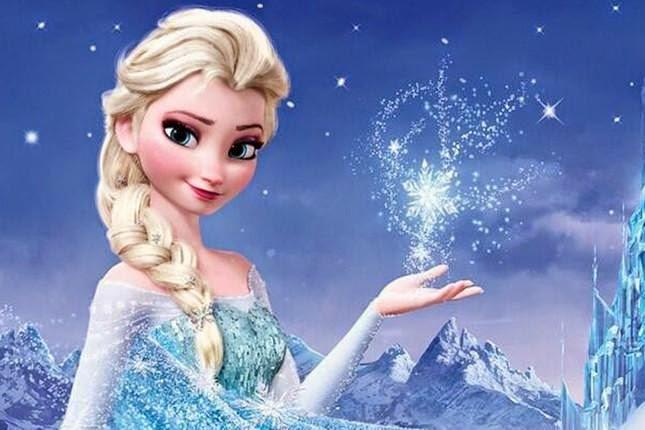 Kumpulan Gambar Frozen | Gambar Lucu Terbaru Cartoon