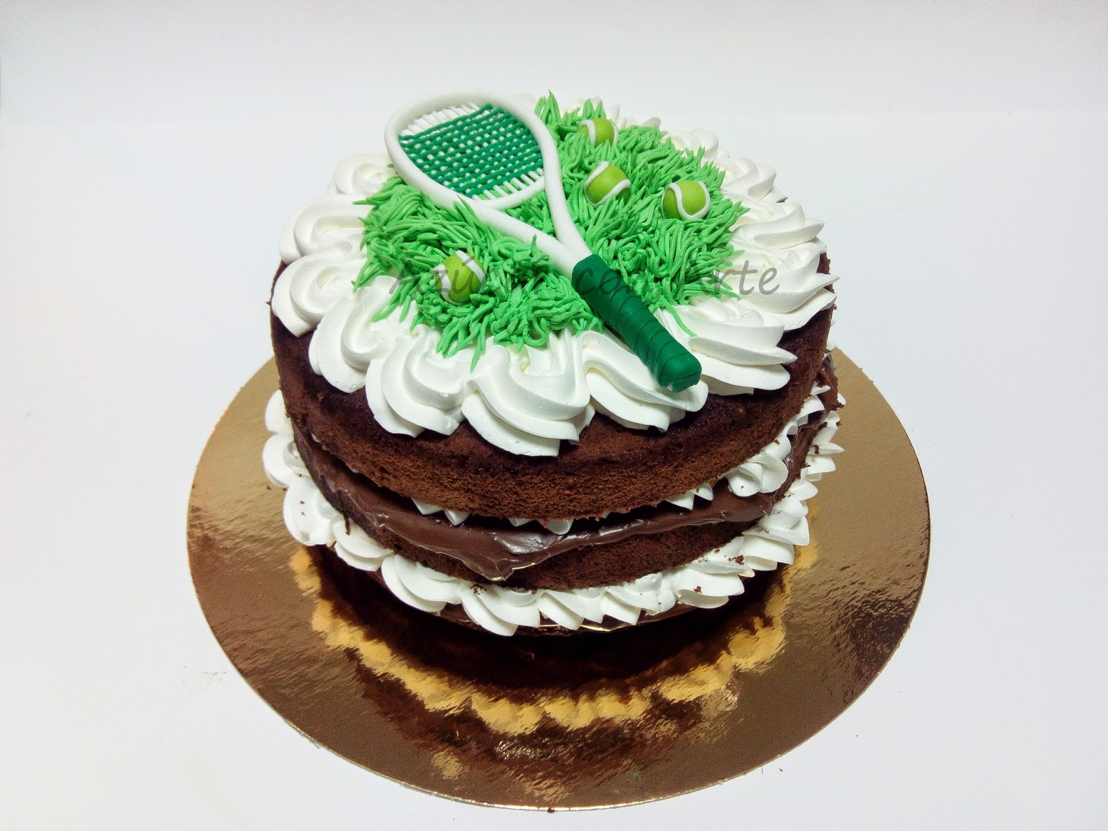 tarta tenis, tennis cake, sin gluten, tarta sin gluten, gluten free cake| azucar con arte