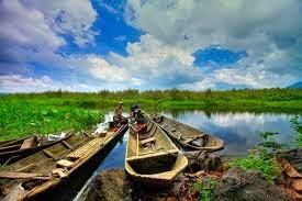 Lokasi Wisata Pemandangan Alam Rawa Dano Sangat Indah
