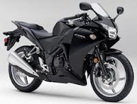 Salah Satu Motor Honda Terbaru - www.NetterKu.com : Menulis di Internet untuk saling berbagi Ilmu Pengetahuan!