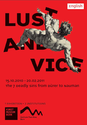 Lust and Vice: The 7 Deadly Sins from Dürer to Nauman