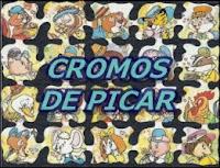 CROMOS PARA PICAR