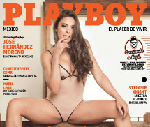 Alejandra Rivera Playboy México Junho 2016