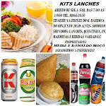 TRAILER KITS LANCHES!