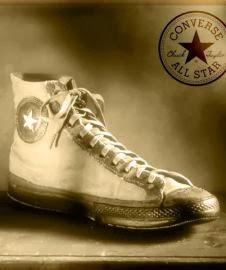 Jedne z pierwszych trampek Converse All Star