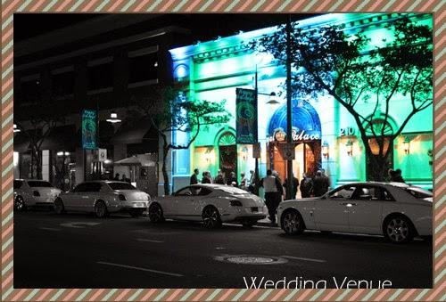 Dream Wedding Venue