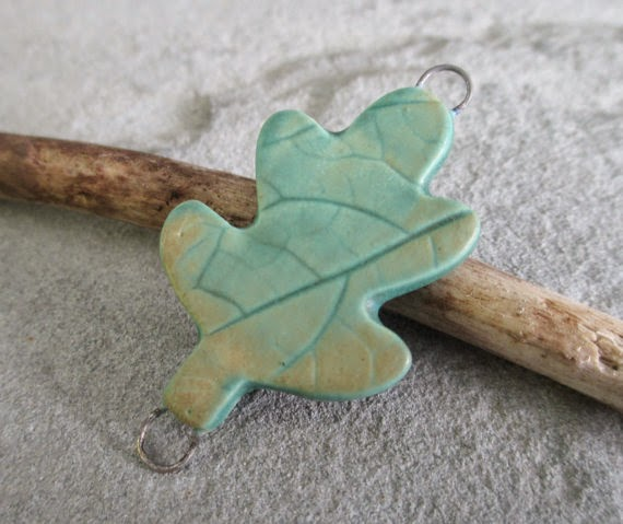 https://www.etsy.com/listing/202923138/copper-patina-porcelain-leaf-link?utm_source=Pinterest&utm_medium=PageTools&utm_campaign=Share