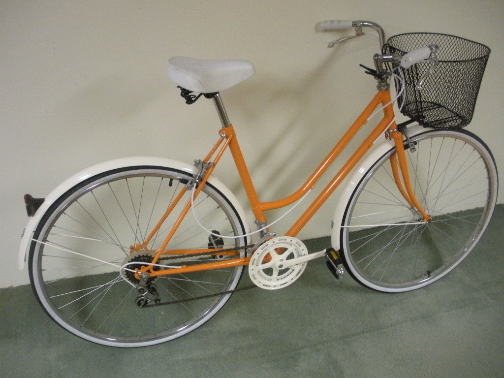 Vintage Bicycles For Sale In Melbourne: Vintage Ladies Bike $420