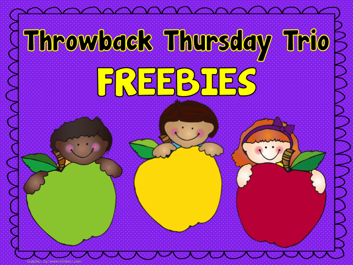 Fern Smith's Classroom Ideas - Throwback Thursday's FREE Valentine's Day Math Centers - Including TEST PREP with STEAL and SLIDE!