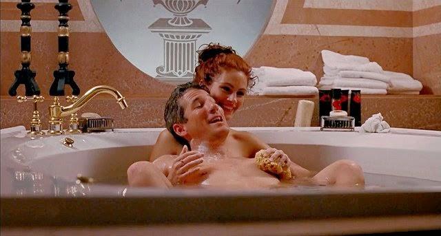 Pretty Woman Vasca Da Bagno : Julia roberts color photo bath tub pretty woman ebay