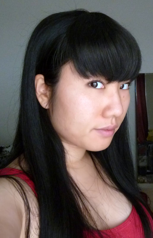 The Makeup Piggy : Clip-on bangs review (sponsored by ...