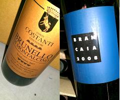 Super Tuscan, super drinking.