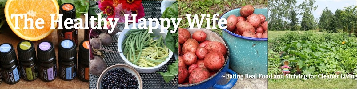 The Healthy Happy Wife