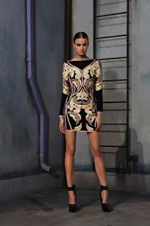 Şık Nişan Elbiseleri Herve Leger 2013 yeni modeller