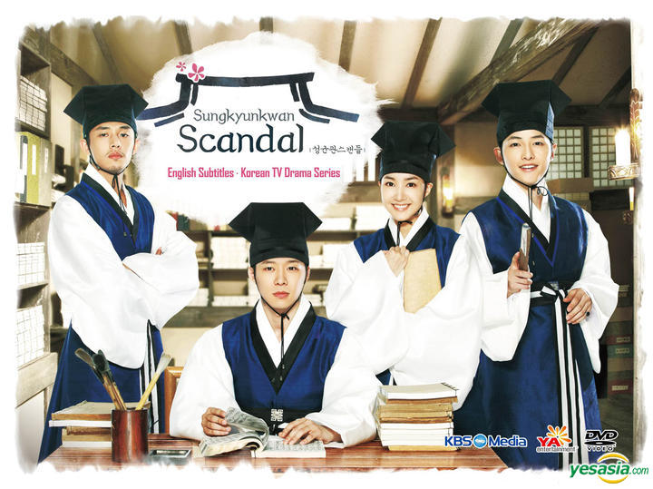 Sungkyungwan Scandal / 2010 / G�ney Kore / Online Dizi izle