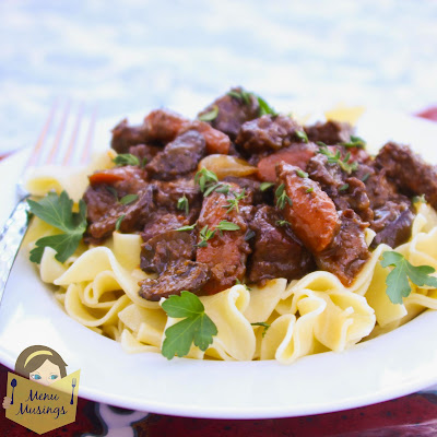 boeuf bourguignon (beef burgundy) @ menumusings.com