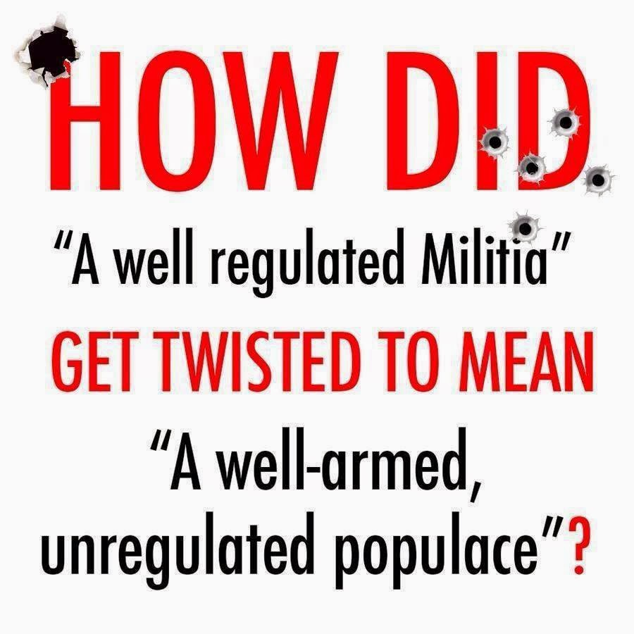 """a well regulated militiaa """"a well-regulated militia"""": the medieval origins of the second amendment april 23, 2018 by medievalistsnet by ken mondschein in the aftermath of the tragic school shooting in parkland, florida and the rise of student activism, the endless american debate on gun control has once again consumed the news cycle."""