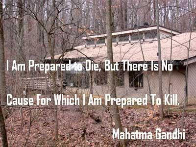 Not Prepared To Kill Mahatma Gandhi Quote