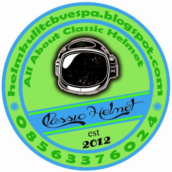 Helm Vespa dan Helm Kulit CB Surabaya