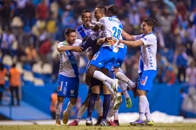 Puebla Finalista Copa MX