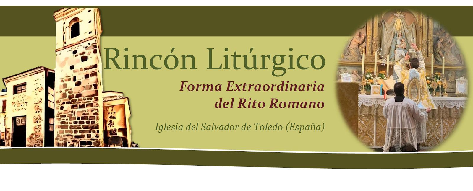 EL RINCÓN LITÚRGICO