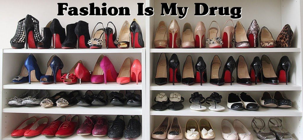 Fashion Is My Drug