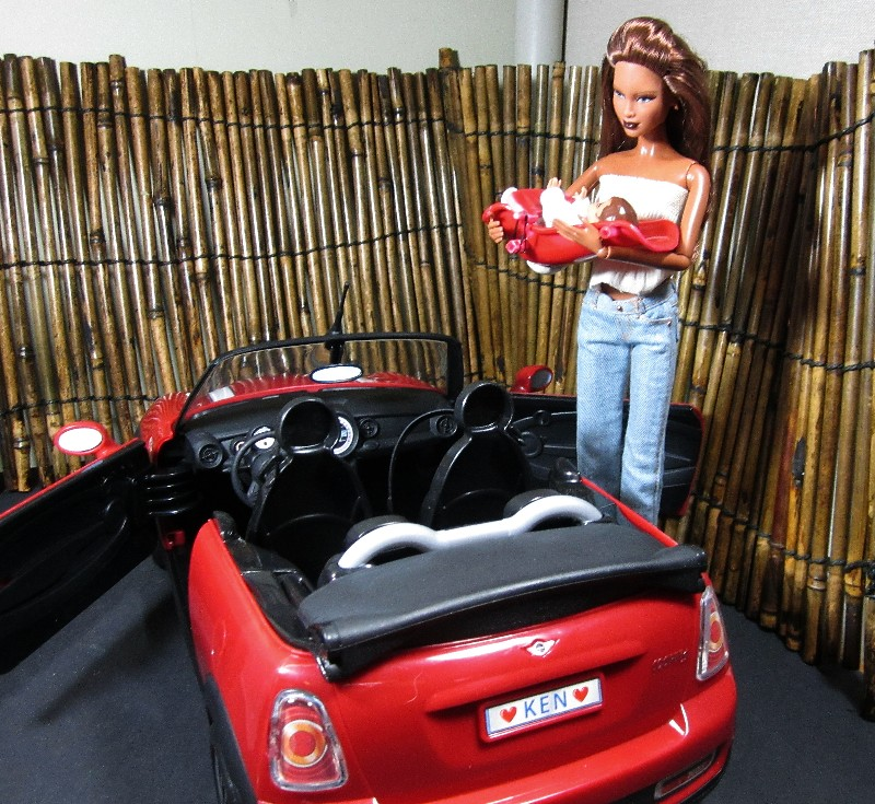Racquel Was The Perfect Owner For This Car It Fits Her Upscale Status Theres Enough Room In Back Babys Seat And Husband Can Still
