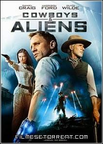 Cowboys e Aliens Torrent Dublado