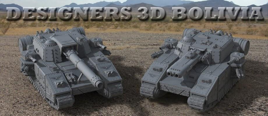 Designers 3D BOLIVIA