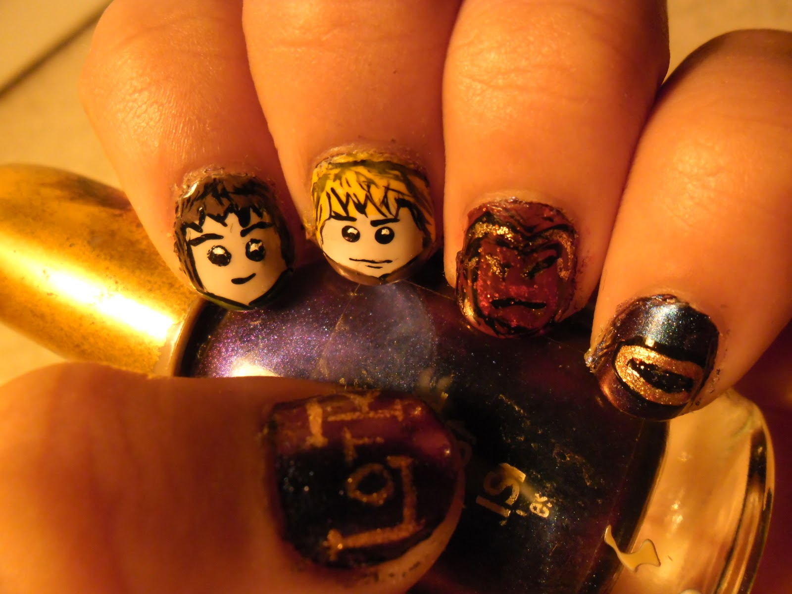NAIZYS NAIL ADDICTION: one ring to rule them all...
