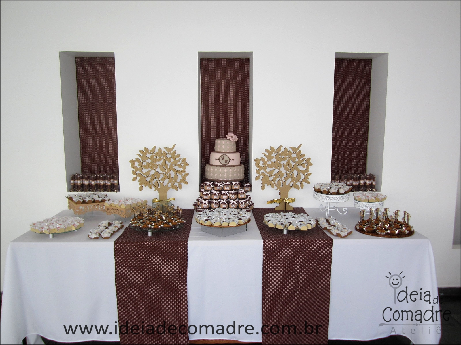 de mesa de bodas de madeira arranjo para decoração de bodas de  #5E3F36 1600x1200