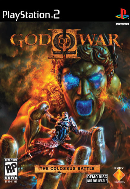 God of War 2 PS2