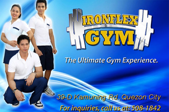 Iron Flex Gym