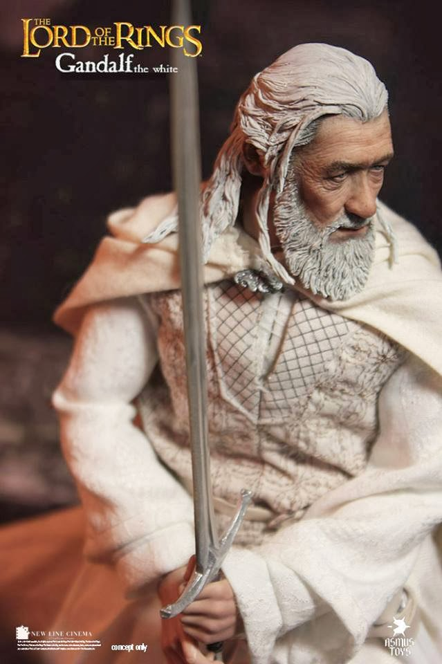 [Asmus Toys] The Lord of the Rings 1/6 scale - Gandalf F10