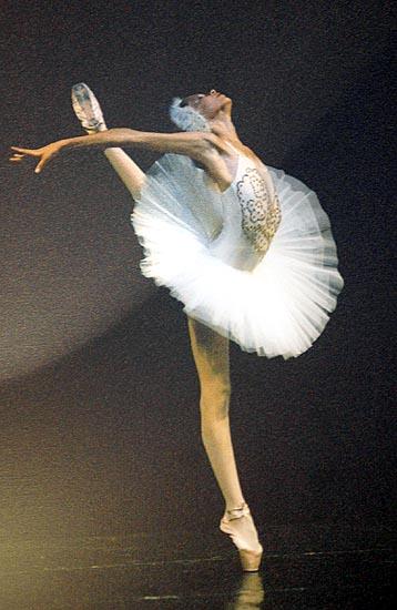 Danza for Ballerine disegnate