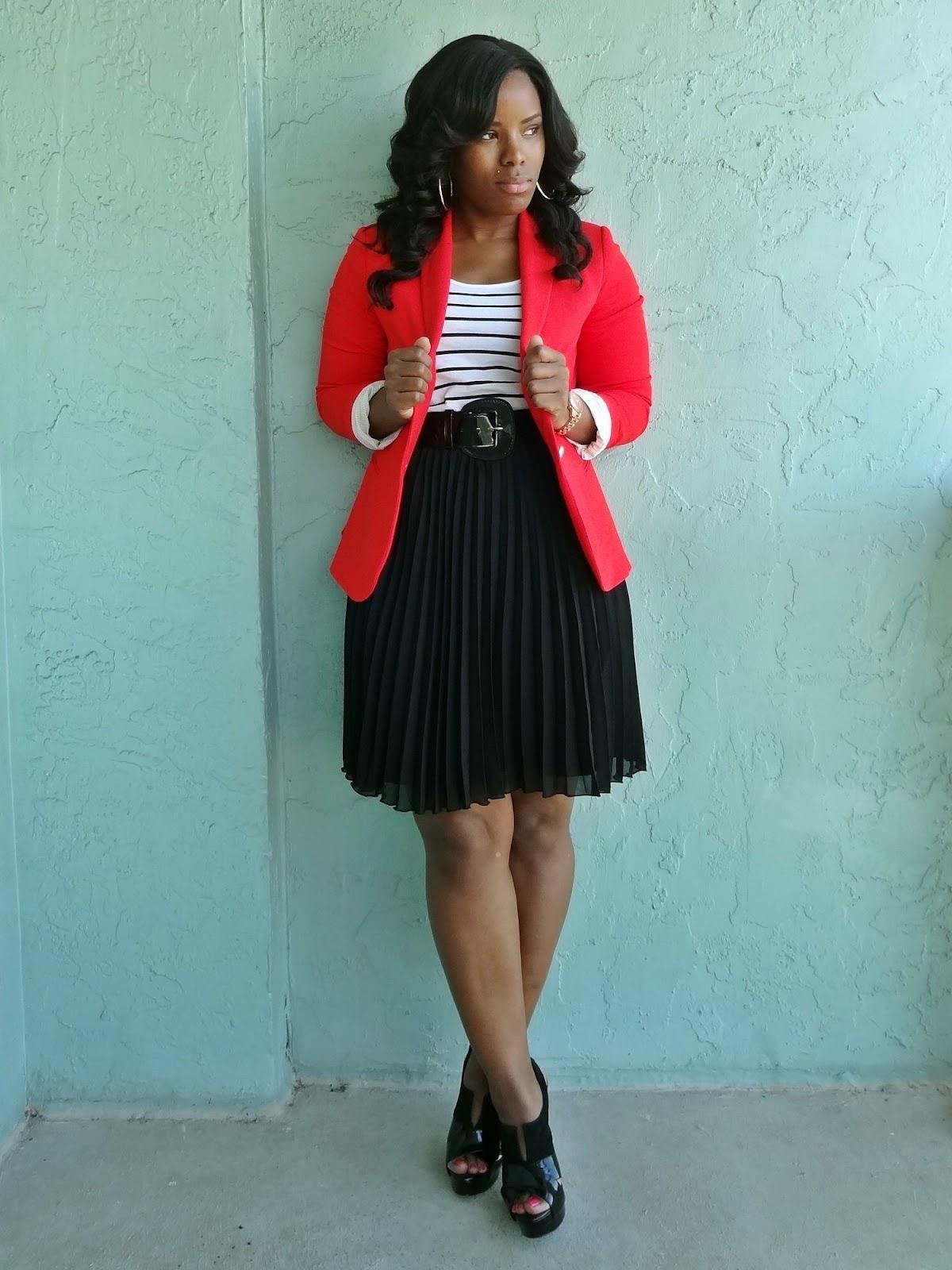 Creative GarnerStyle  The Curvy Girl Guide Budgetnista Find My 18 Skirt