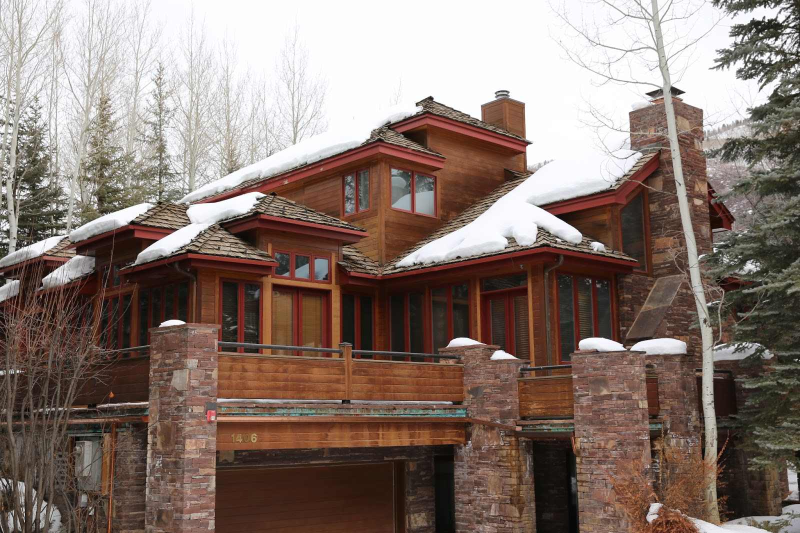 Sweet southern days snowmass aspen colorado in the for Aspen house