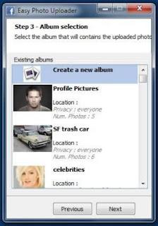upload fot fb mudah