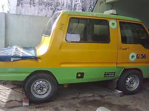 Daihatsu Hijet Hijet Double Cabin