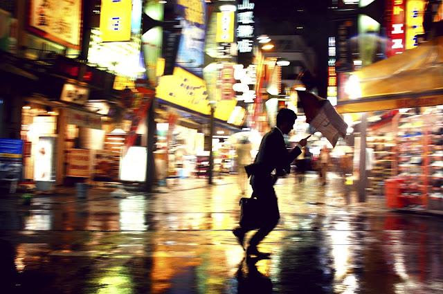 HOUR 00:00 Jürgen Bürgin Germany Tokyo rain