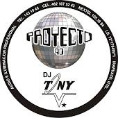 DJ TONY PROYECTO 90