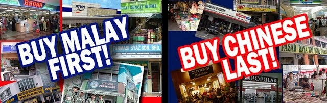 Boikot Barangan DAP